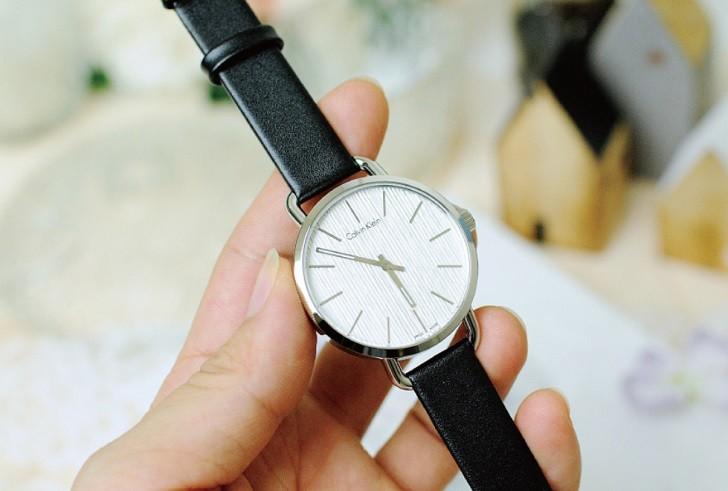 Đồng hồ Calvin Klein K7B231C6 sở hữu vẻ ngoài tinh tế thời trang - Ảnh 5