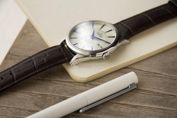 Đồng hồ Candino C4558/2 kính sapphire kim xanh ấn tượng - Ảnh 4
