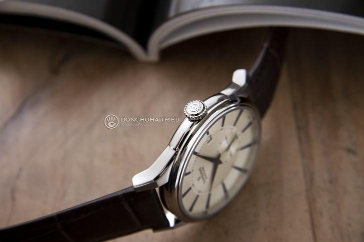 Đồng hồ Candino C4558/2 kính sapphire kim xanh ấn tượng - Ảnh 7