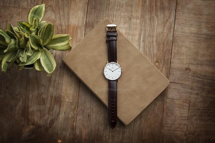 Đồng hồ Daniel Wellington DW00100009 thay pin miễn phí - Ảnh 1