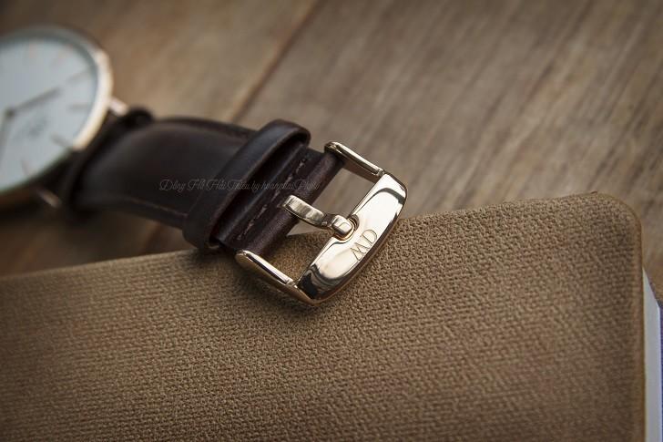 Đồng hồ Daniel Wellington DW00100009 thay pin miễn phí - Ảnh 4