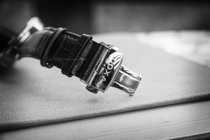 Đồng hồ nam Doxa 130.10.102.01 máy cơ hoạt động mượt mà - Ảnh 3