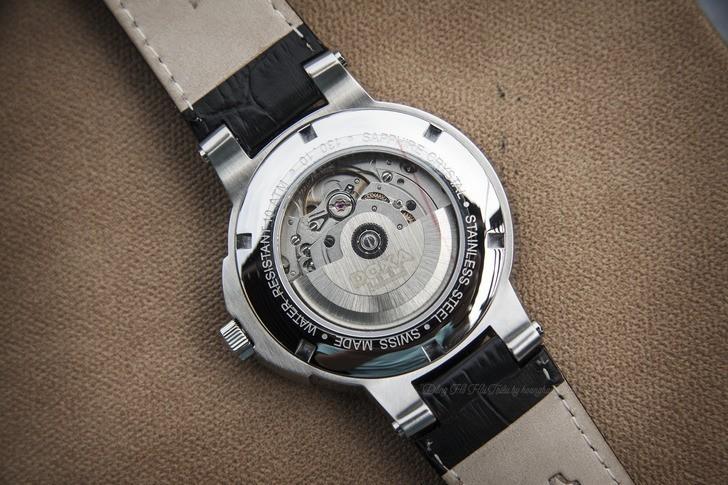 Đồng hồ nam Doxa 130.10.102.01 máy cơ hoạt động mượt mà - Ảnh 4