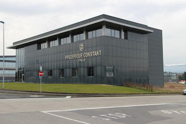 Frederique Constant, Hiệu Đồng Hồ Thụy Sĩ Máy In-House Giá Hợp Lý Nhất Trụ Sở