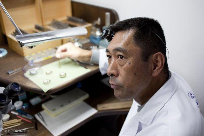 Khám Phá Vào Sâu Bên Trong Nhà Sản Xuất Đồng Hồ Seiko Nhật Bản Yoshifusa