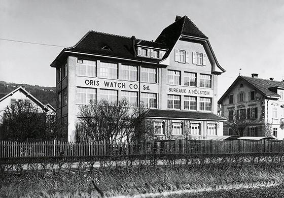 Lịch sử thương hiệu ORIS - Tên gọi bắt nguồn từ con suối quanh vùng đồi Holstein Thuỵ Sỹ 6