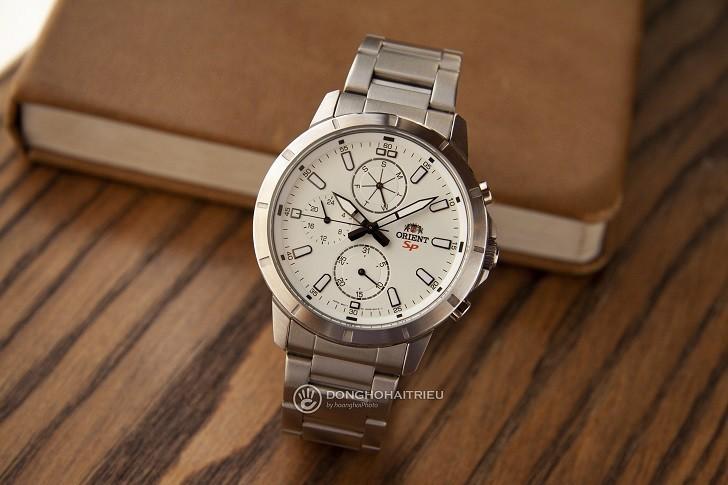 Đồng hồ nam Orient FUY03002W0 giá rẻ, thay pin miễn phí - Ảnh 1