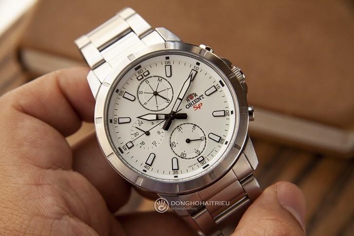 Đồng hồ nam Orient FUY03002W0 giá rẻ, thay pin miễn phí - Ảnh 4