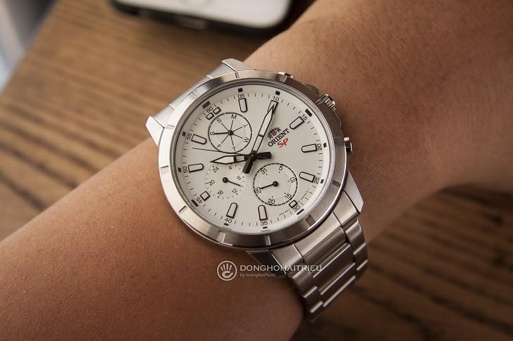 Đồng hồ nam Orient FUY03002W0 giá rẻ, thay pin miễn phí - Ảnh 5