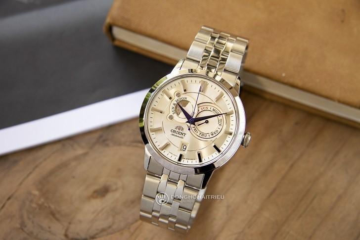Đồng hồ Orient FET0P002W0 automatic, trữ cót hơn 40 giờ - Ảnh 1