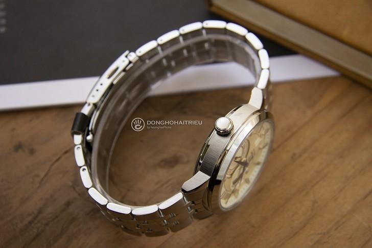 Đồng hồ Orient FET0P002W0 automatic, trữ cót hơn 40 giờ - Ảnh 2