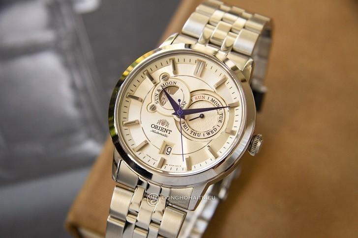 Đồng hồ Orient FET0P002W0 automatic, trữ cót hơn 40 giờ - Ảnh 3