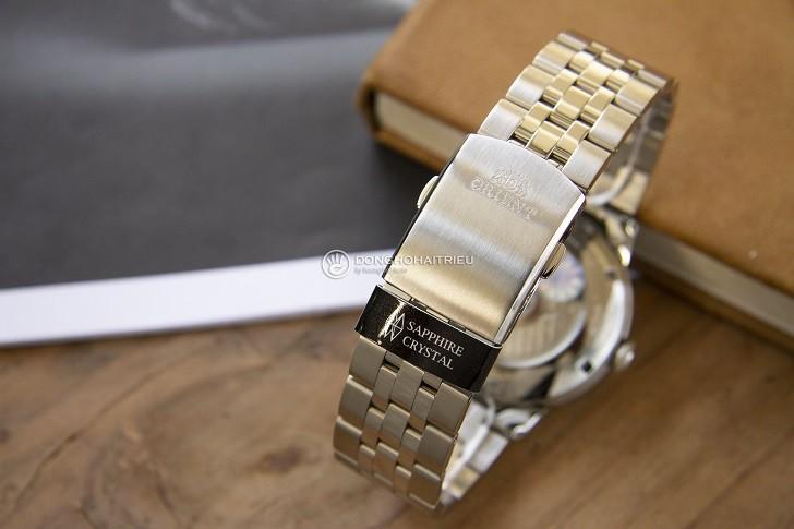 Đồng hồ Orient FET0P002W0 automatic, trữ cót hơn 40 giờ - Ảnh 4