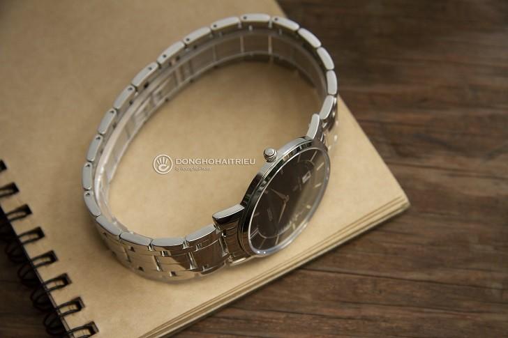 Mẫu Orient FGW01005B0 thời trang kính Sapphire chống trầy - Ảnh 5