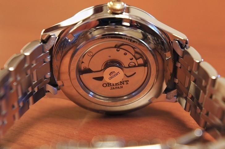 Đồng hồ Orient SFM02001W0 máy cơ, trữ cót khoảng 40 giờ - Ảnh: 2
