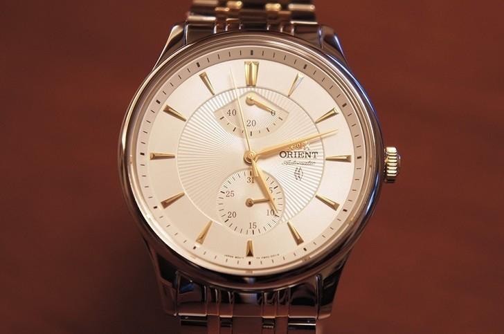 Đồng hồ Orient SFM02001W0 máy cơ, trữ cót khoảng 40 giờ - Ảnh: 6