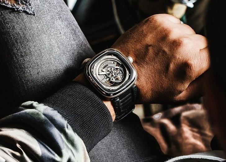 Đồng hồ SevenFriday P2/02, làn gió mới của ngành thời trang - Ảnh: 6
