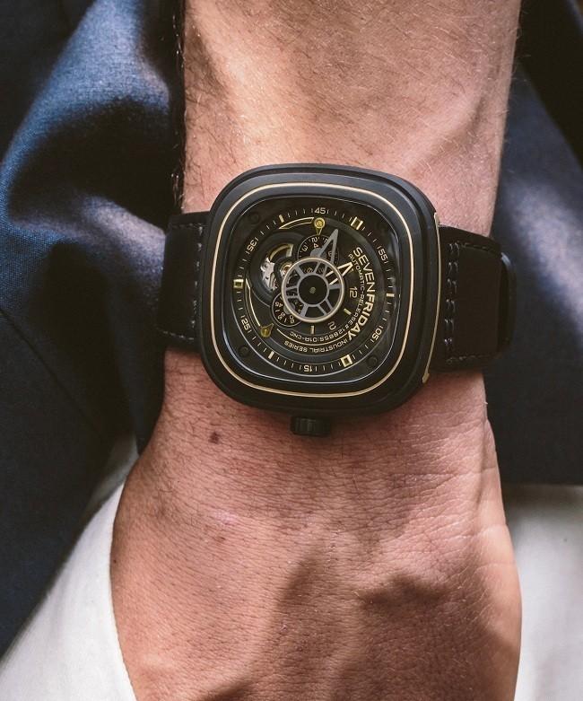 Đồng hồ SevenFriday P2/02, làn gió mới của ngành thời trang - Ảnh: 10