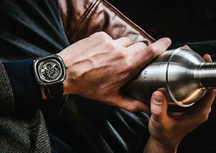 Đồng hồ SevenFriday P2/02, làn gió mới của ngành thời trang - Ảnh: 12