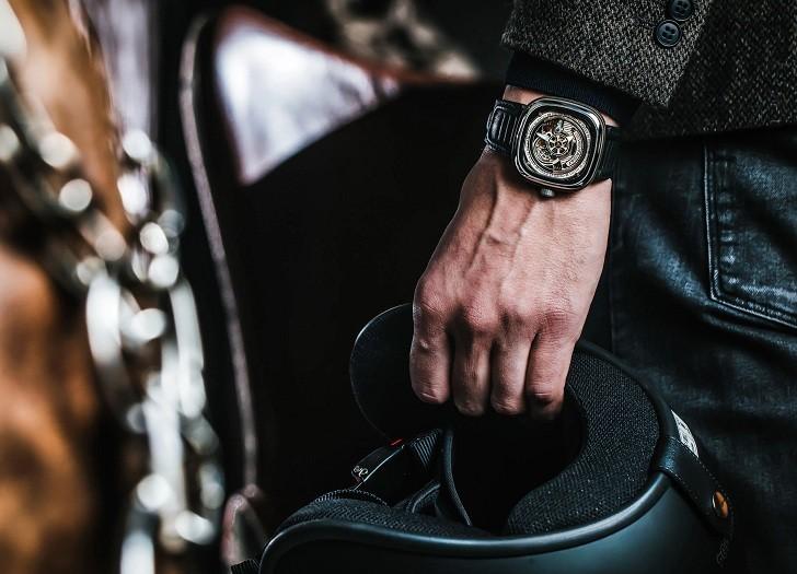 Đồng hồ SevenFriday P2/02, làn gió mới của ngành thời trang - Ảnh: 4