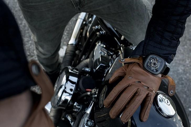 Đồng hồ SevenFriday P2/02, làn gió mới của ngành thời trang - Ảnh: 7