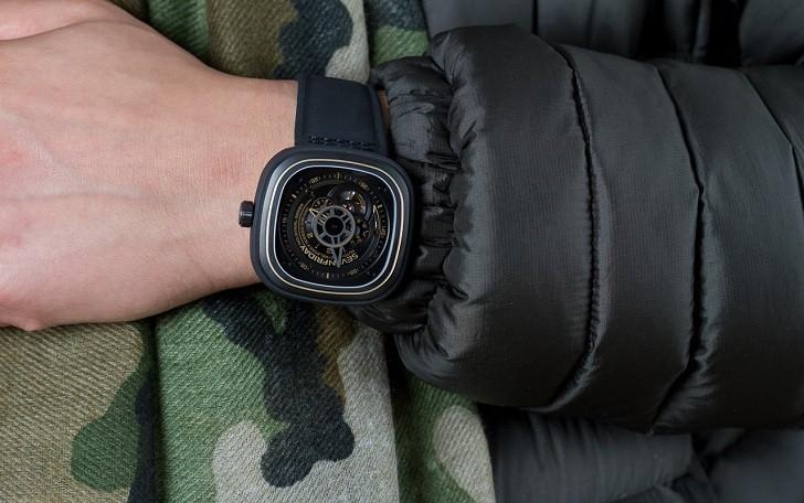 Đồng hồ SevenFriday P2/02, làn gió mới của ngành thời trang - Ảnh: 8