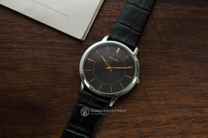 Đồng hồ Bulova 98A167: Thách thức giới hạn của thời gian - Ảnh 1