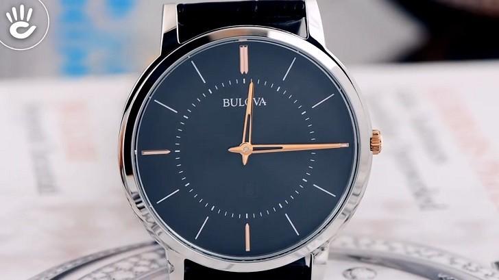 Đồng hồ Bulova 98A167: Thách thức giới hạn của thời gian - Ảnh 3