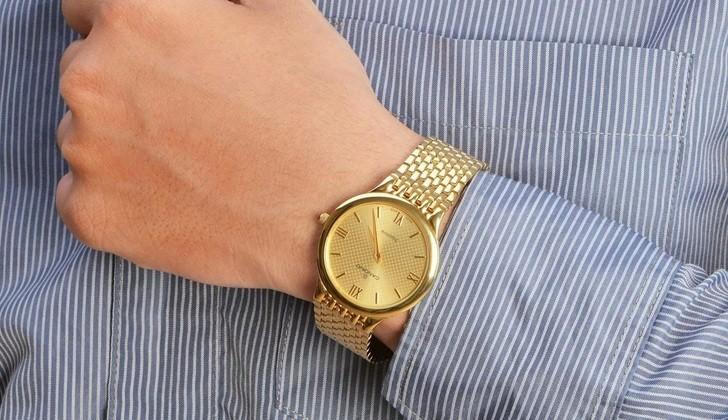 Đồng hồ Candino C4363/3 kính sapphire, thay pin miễn phí - Ảnh 1