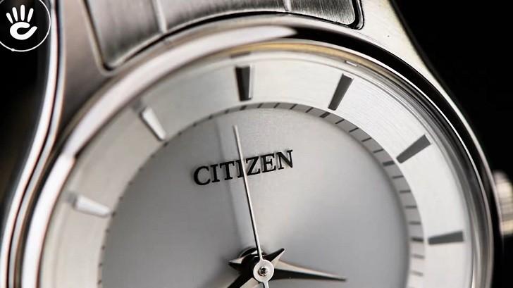 Đồng hồ Eco-Drive Citizen EM0401-59A năng lượng ánh sáng - Ảnh 4