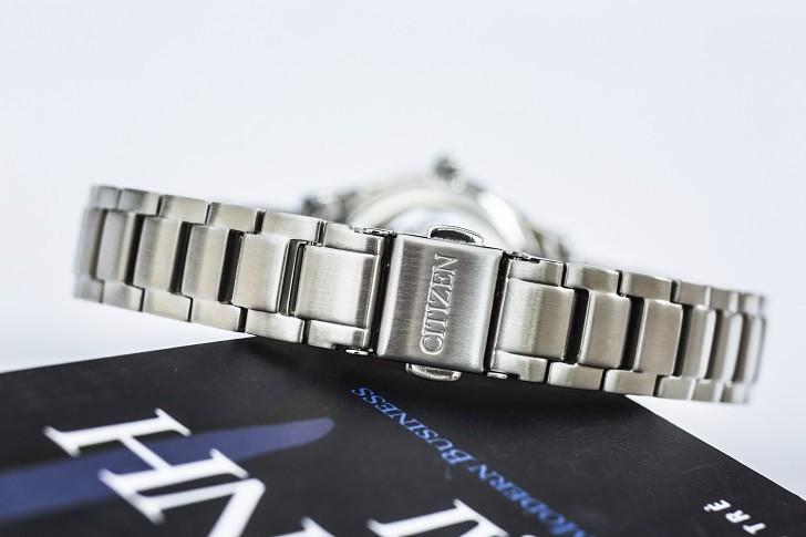 Đồng hồ Eco-Drive Citizen EM0401-59A năng lượng ánh sáng - Ảnh 5