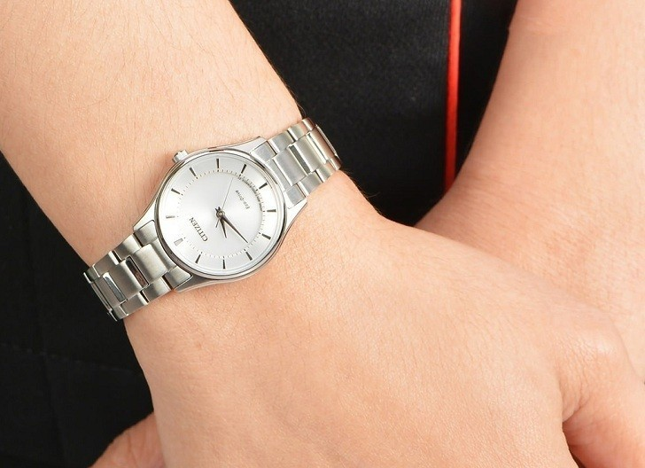 Đồng hồ Eco-Drive Citizen EM0401-59A năng lượng ánh sáng - Ảnh 7