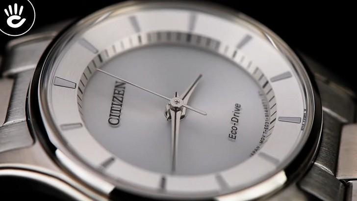 Đồng hồ Eco-Drive Citizen EM0401-59A năng lượng ánh sáng - Ảnh 8