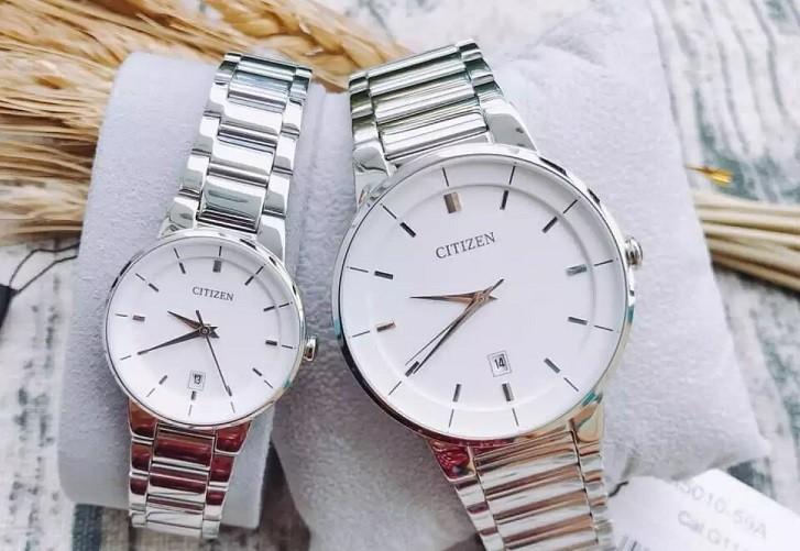 Đồng hồ Citizen EU6010-53A thiết kế sang trọng cho phái đẹp - Ảnh 4