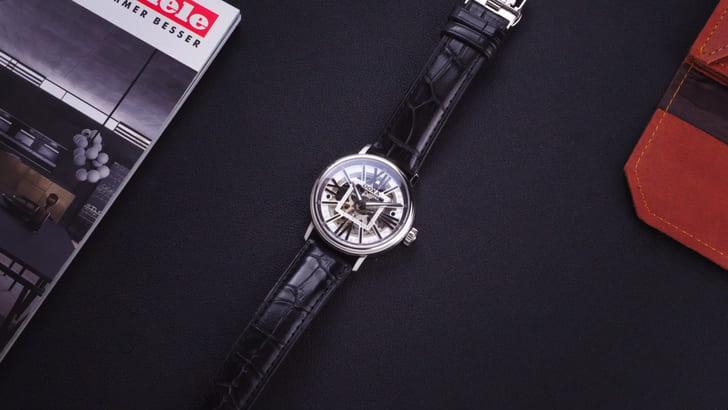 Đồng hồ Doxa D154SWH phiên giới hạn 1000 chiếc toàn cầu - Ảnh 1