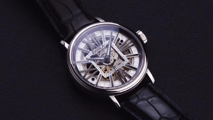 Đồng hồ Doxa D154SWH phiên giới hạn 1000 chiếc toàn cầu - Ảnh 2