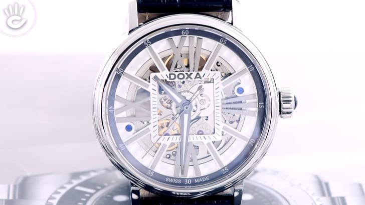 Đồng hồ Doxa D154SWH phiên giới hạn 1000 chiếc toàn cầu - Ảnh 3