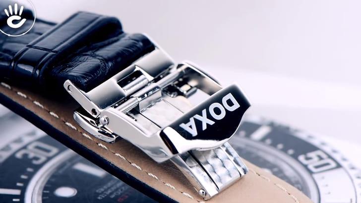 Đồng hồ Doxa D154SWH phiên giới hạn 1000 chiếc toàn cầu - Ảnh 5