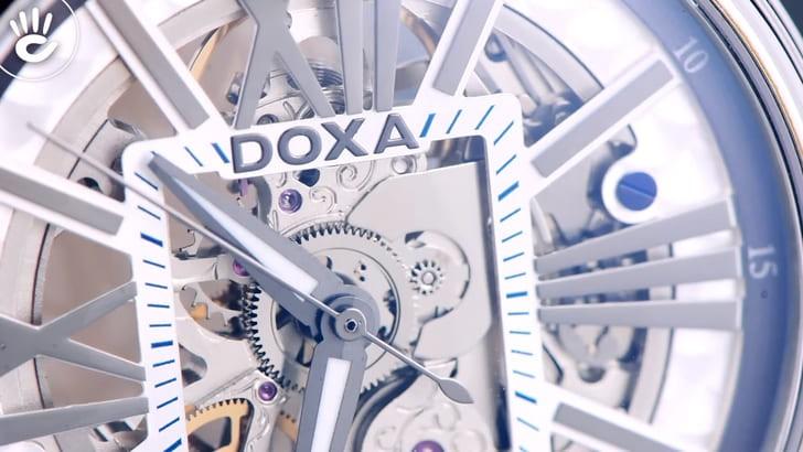 Đồng hồ Doxa D154SWH phiên giới hạn 1000 chiếc toàn cầu - Ảnh 6