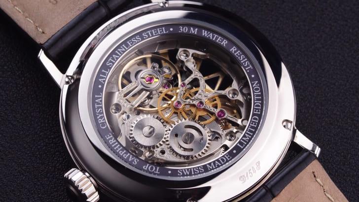 Đồng hồ Doxa D154SWH phiên giới hạn 1000 chiếc toàn cầu - Ảnh 7