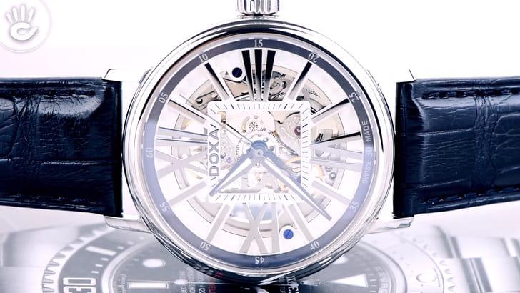Đồng hồ Doxa D154SWH phiên giới hạn 1000 chiếc toàn cầu - Ảnh 8