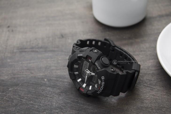 Đồng hồ nam G-Shock GA-700-1ADR giá rẻ, thay pin miễn phí - Ảnh 4