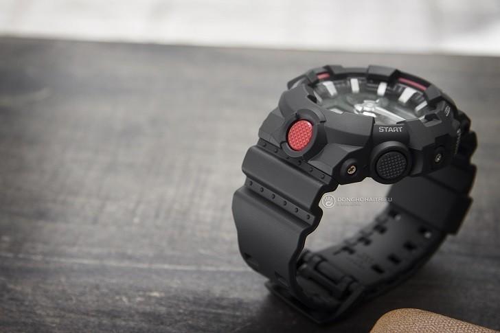 Đồng hồ nam G-Shock GA-700-1ADR giá rẻ, thay pin miễn phí - Ảnh 5