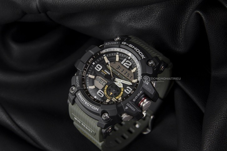 Đồng hồ G-Shock GG-1000-1A3DR giá rẻ, thay pin miễn phí - Ảnh 1