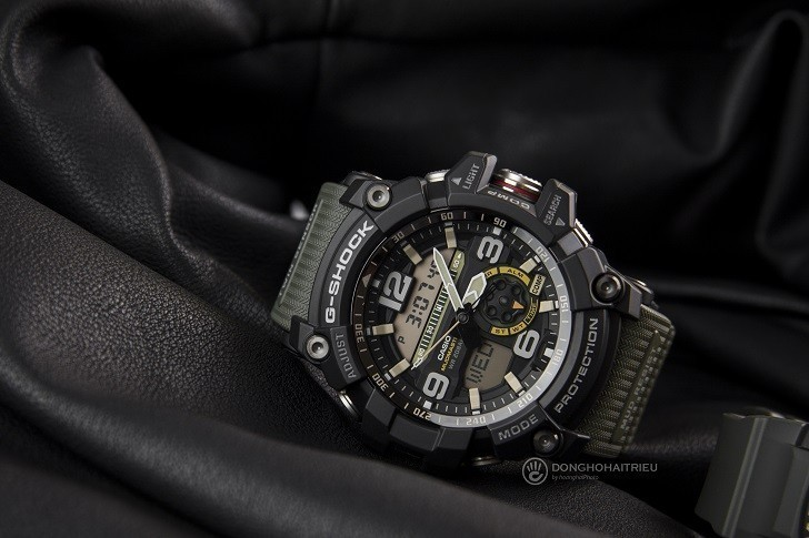 Đồng hồ G-Shock GG-1000-1A3DR giá rẻ, thay pin miễn phí - Ảnh 4