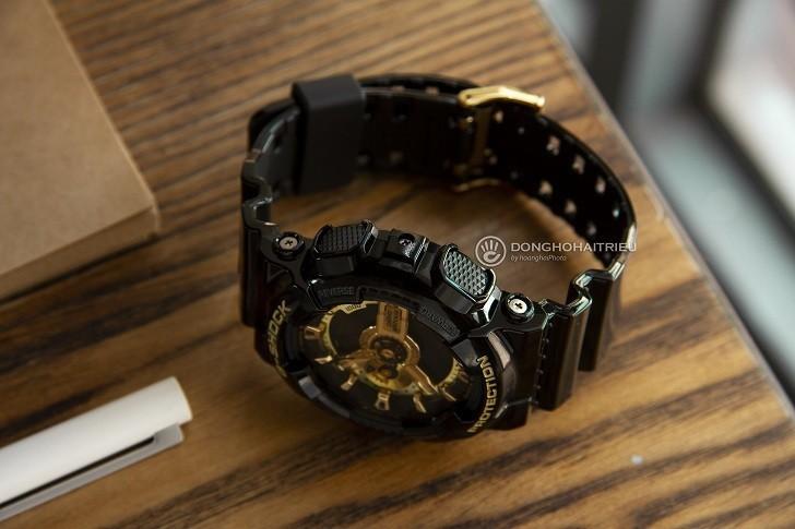 Đồng hồ G-Shock GA-110GB-1ADR chống nước, thoải mái bơi lặn - Ảnh: 5