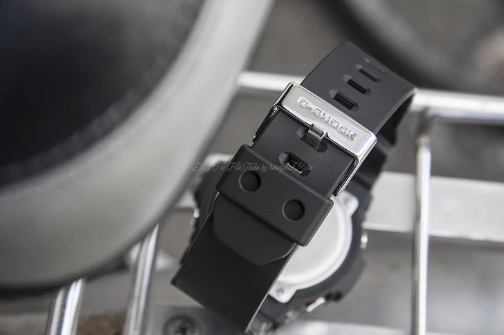 Đồng hồ thể thao G-Shock GA-200-1ADR thoải mái bơi lặn - Ảnh 2