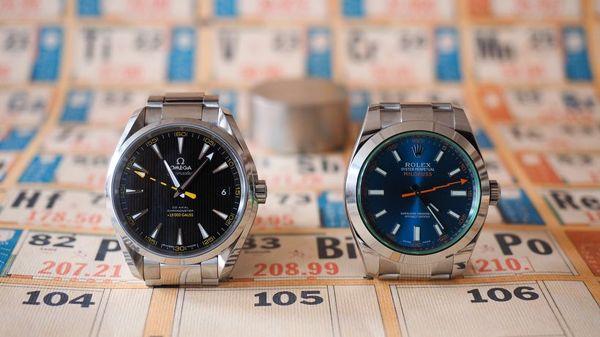 Làm Thế Nào Để Phòng Tránh Đồng Hồ Bị Nhiễm Từ Trong Cuộc Sống Rolex vs Omega
