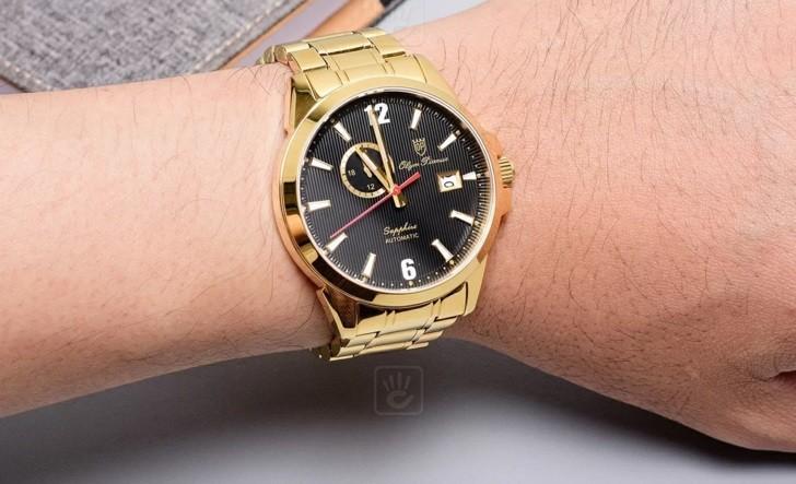 Đồng hồ Olym Pianus 990081AMK-D: Mức giá tốt cho sự cao cấp - Ảnh 1