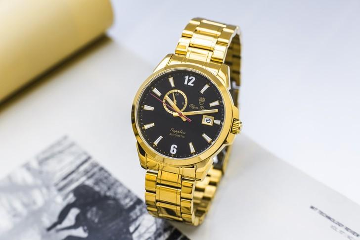 Đồng hồ Olym Pianus 990081AMK-D: Mức giá tốt cho sự cao cấp - Ảnh 3